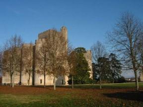 Parc du Château de Roquetaillade