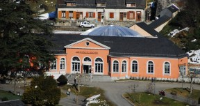 Thermes du Rocher