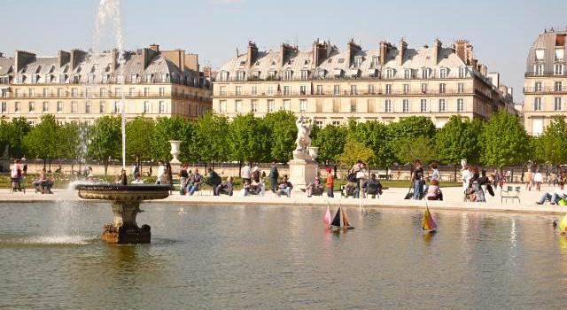 Jardin des Tuileries (Paris)