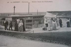 Gare du haut