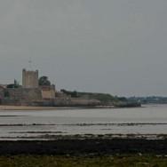 Fort de Fouras vu depuis la Pointe de la Fumée