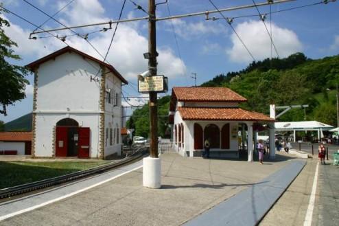 Gare de départ