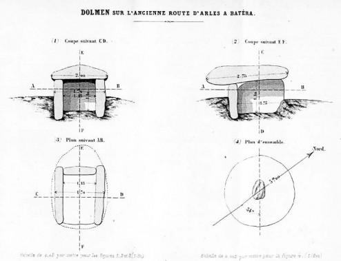 Gravure d'Alexandre-Félix Ratheau (1822-1862)