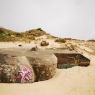 Mur de l'Atlantique près de la Dune du Pyla