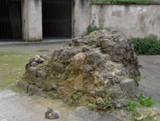 Bordeaux, tour de l'enceinte romaine