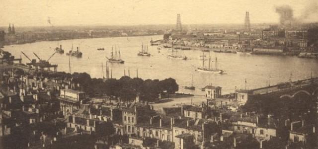 Pont transbordeur de Bordeaux