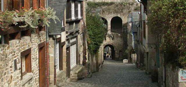 Porte de Jerzual (Dinan)