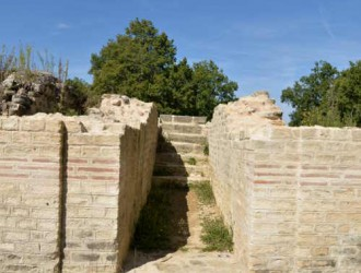 Boucle de Saint-Germain d'Esteuil (Site Archéologique de Brion)
