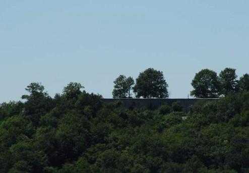 Vu depuis la Citadelle de Besançon