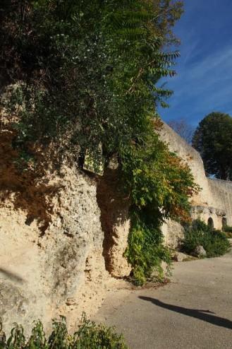 Falaise de Ste-Croix-du-Mont