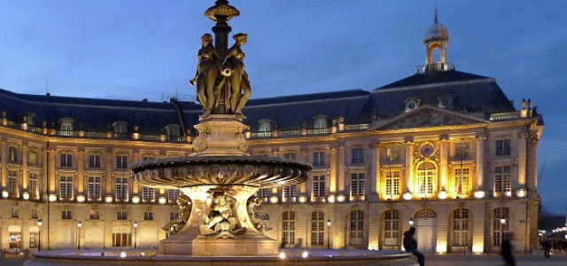 Place de la Bourse (Bordeaux)