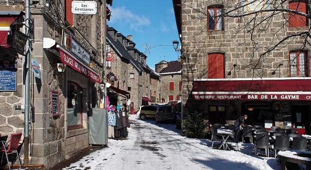Cité médiévale de Besse-et-Saint-Anastaise