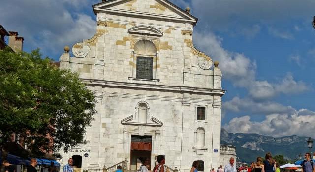Eglise Saint-François-de-Sales (Annecy)