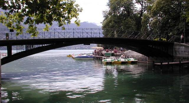 Pont des Amours (Annecy)