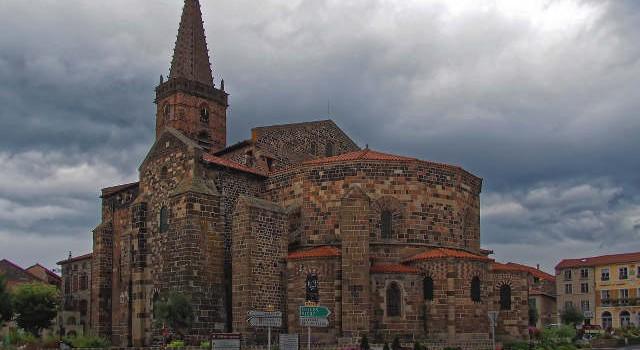 Collégiale Saint-Georges (Saint-Paulien)