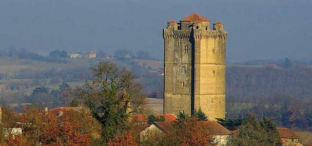 Donjon de Bassoues