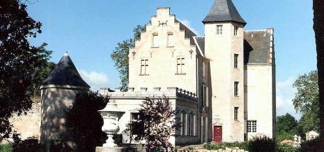Château de Francs (Château de La Motte de Bègles)