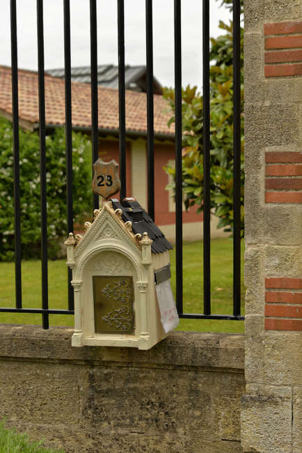 Ch teau marquis d alesme c 39 est en france - Les jardins de la marjolaine bordeaux ...