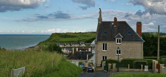 Maison des Feux (Port-en-Bessin)