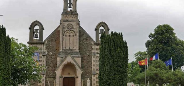 La chapelle de la Mine de Littry
