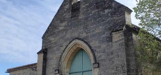 Église de Saint-Laurent-des-Combes