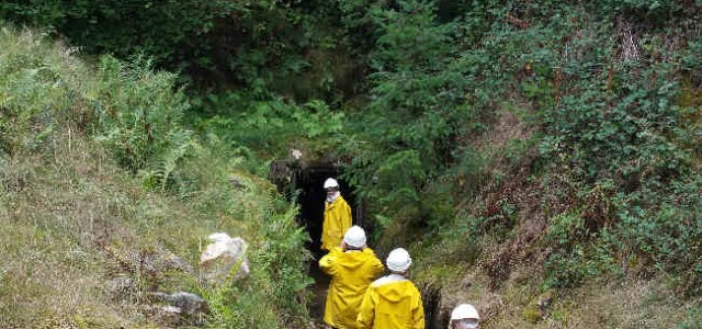Mine de la Rodde (Plateau d'Ally)