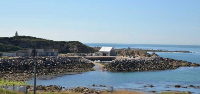 Port Pignot : Carrière et site archéologique