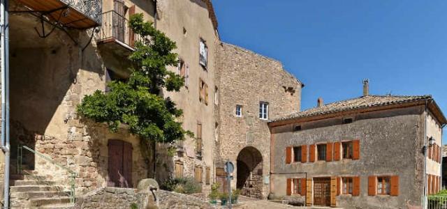 Cité médiévale de Chalençon