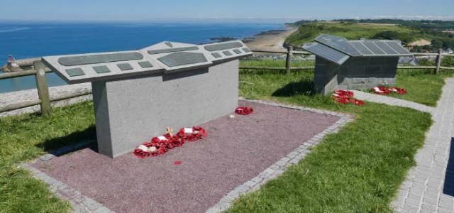 Mémorial 47th Royal Marine Commando (Atlantikwall WN57 Port en Bessin)