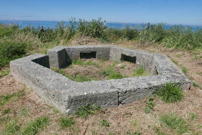 Carte Bunker Bretagne.Cartographie Du Mur De L Atlantique Et Inland C Est En France