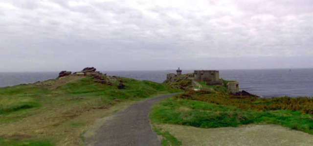 Presqu'île de Kermorvan