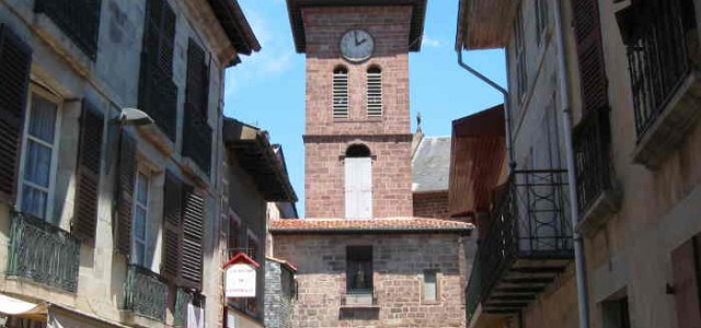 Eglise de l'Assomption-de-la-Vierge (Saint-Jean-Pied-de-Port)