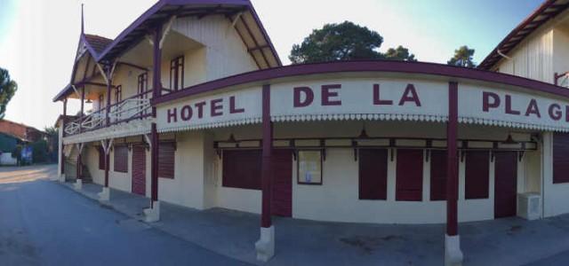 Hôtel de la Plage (Village de l'Herbe)