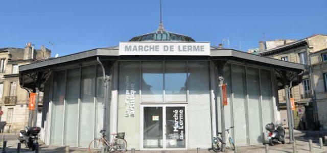Marché de Lerme (Bordeaux)