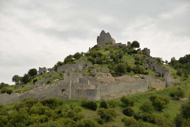 Circuit du Château de Crussol – C'est En France